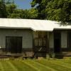 Aliceville, KS MoPac depot now located in Le Roy, KS