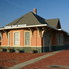 Union Pacific depot in Concordia, KS.
