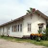 Missouri Pacific freight depot in Salina, KS.