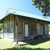 Katy depot from Goodrich, KS.  Moved to Pleasanton, KS.