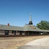 Lawrence, KS Union Pacific depot