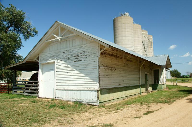 Sylvan Grove, KS Union Pacific Depot
