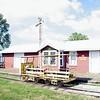 Replica Rock Island depot outside of Sabetha, KS.