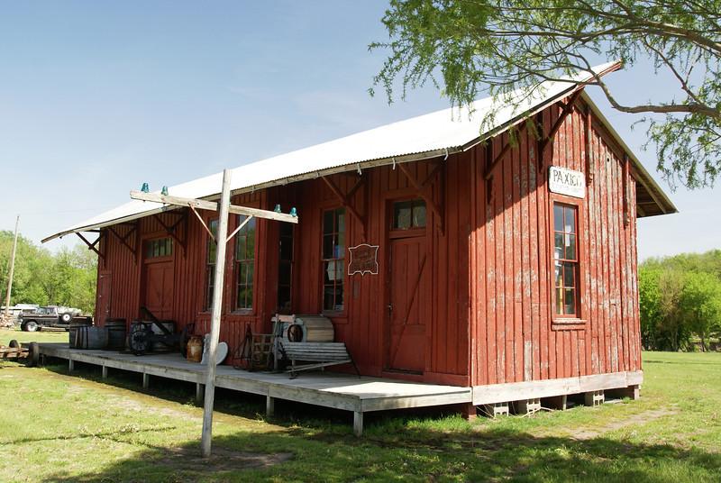 Paxico, KS Rock Island depot