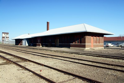 Missouri Pacific depot in Concordia, KS.