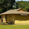 MoPac depot in Mound City, KS