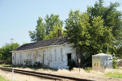Northfield, MN CMStP&P freight depot