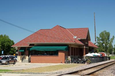 Faribault, MN CRI&P depot