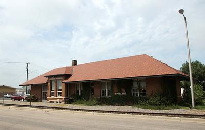 Shakopee, MN CMStP&O depot