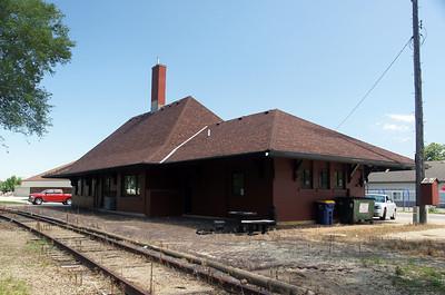 Fairbault, MN Milwaukee depot
