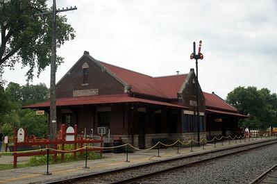 Osceola, WI Soo Line depot