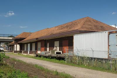 Albert Lea, MN M&StL depot
