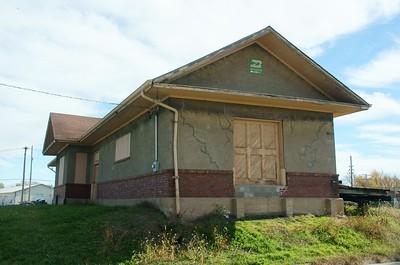 Kirksville, MO CB&Q depot