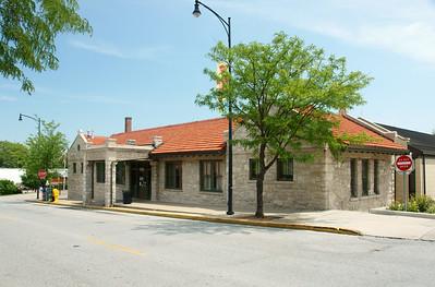 Columbia, MO Wabash depot