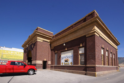 Butte, MT Great Northern Depot