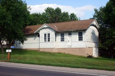 Osceola, NE Union Pacific depot