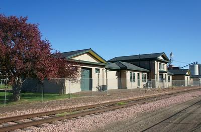 Beatrice, NE CB&Q depot.