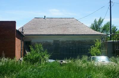 Sunol, NE Union Pacific depot.