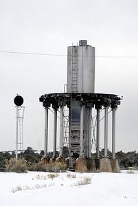 Water tower in Tintic, UT.