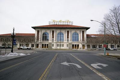 Denver Rio Grande station in Salt Lake City, UT