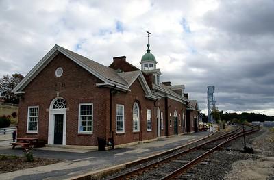 Bath, ME Maine Central depot