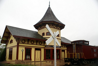 Chatham, MA New Haven RR depot
