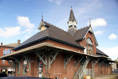 Leominster, MA New Haven RR depot