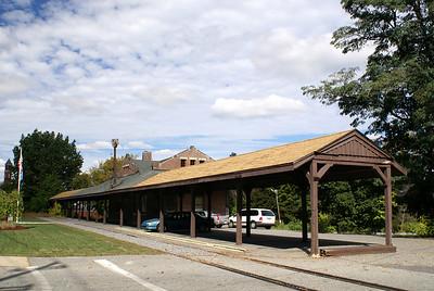 Methuen, MA Boston & Maine RR depot