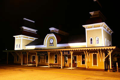 North Conway, NH depot