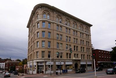 Bangor & Aroostook General Office building in Bangor, ME