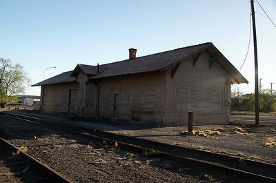 Bayard, NM AT&SF depot