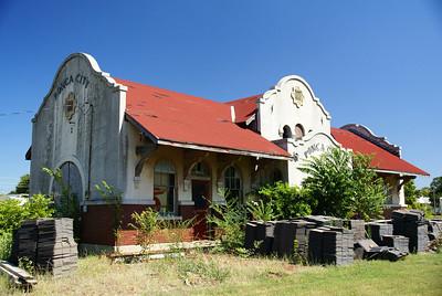 Ponca City, OK Rock Island Depot