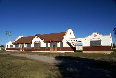 Enid, OK Rock Island depot