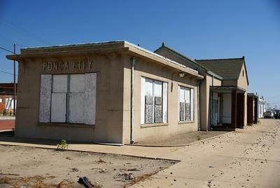 Ponca City, OK AT&SF Depot