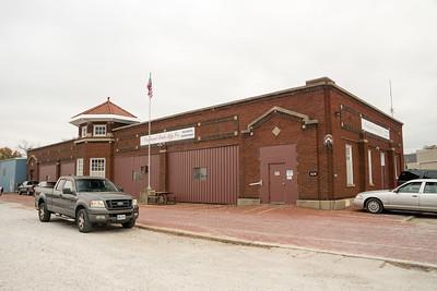 Webb City, MO SL&SF depot.