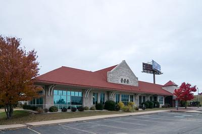 Missouri Pacific depot in Joplin, MO.