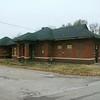 Fulton, MO Chicago & Alton depot.