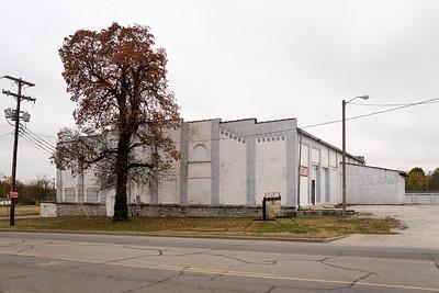 Southwest Missouri Electric Railroad Interurban power station in Webb City, MO.