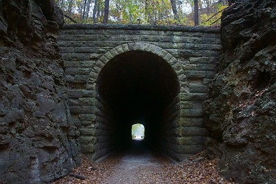 MKT tunnel near Rocheport, MO.