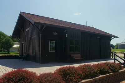 Shelby, IA Rock Island depot