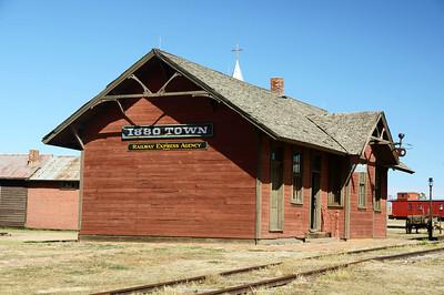 Gettysburg, SD C&NW Depot