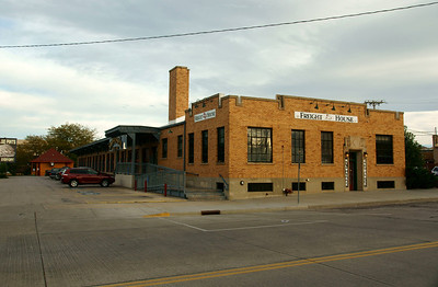 Milwaukee freight depot in Rapid City, SD