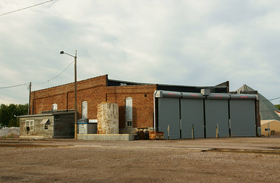 Former C&NW roundhouse in Rapid City, SD