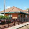 Restored Fort Worth & Rio Grande depot in Comanche, TX.