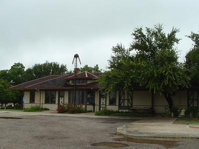 MKT depot in Albany, TX