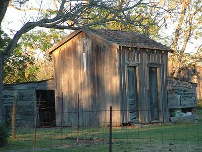 Santa Fe shelter in Chriesman, TX.