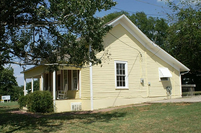 Argyle, TX Texas & Pacific section foreman house