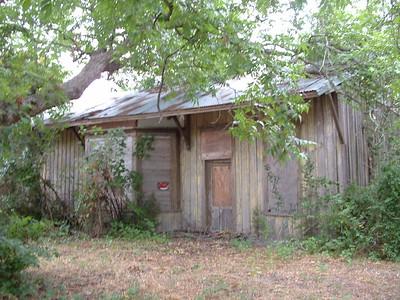Wylie, TX ATSF depot.  *** Demolished ***