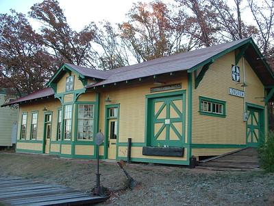 Longview, TX Santa Fe now located in Canton, TX.