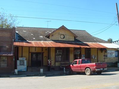 McDade, TX Houston & Texas Central depot